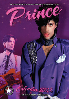 Kalendár 2022 Prince