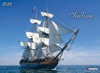 Kalendár 2022 Sailing