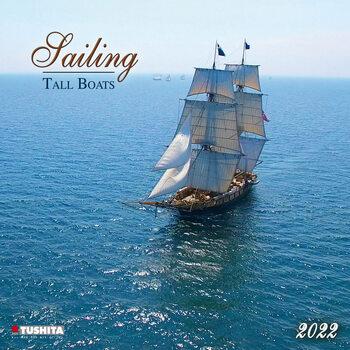 Kalendár 2022 Sailing Tall Boats