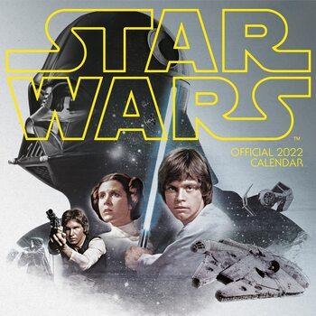 Kalendár 2022 Star Wars - Classic