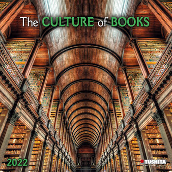 Kalendár 2022 The Culture of Books