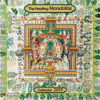 Kalendár 2021 The Healing Mandalas