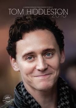 Kalendár 2022 Tom Hiddleston