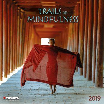 Kalendář 2021 Trails of Mindfulness