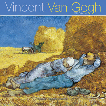 Kalendár 2021 Van Gogh