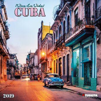 Kalendár 2021 Viva la viva! Cuba