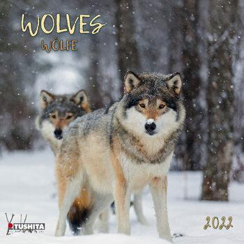 Kalendár 2022 Wolves