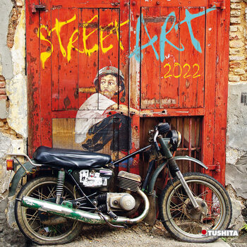 Kalendár 2022 World Street Art
