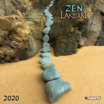 Kalendář 2021 Zen Landart