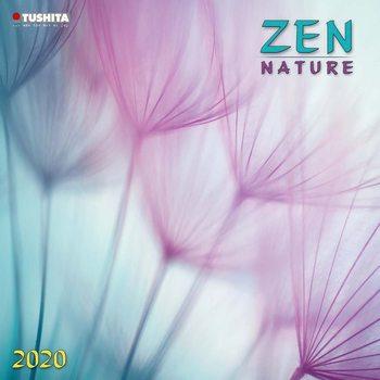 Kalendář 2021 Zen Nature