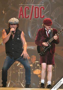 Kalendár 2017 AC/DC