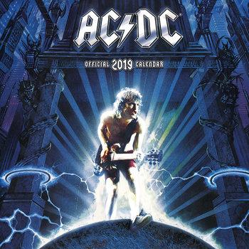 Kalendář 2019  AC/DC
