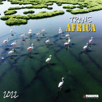Kalendář 2022 Afrika