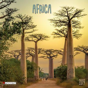 Kalendář 2021 Afrika