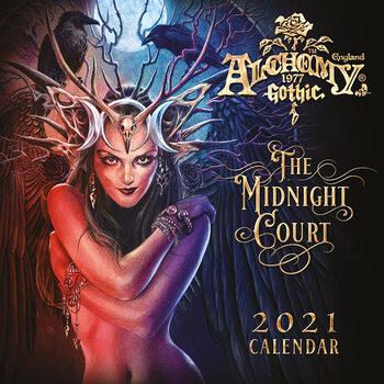 Kalendář 2021 Alchemy - Gothic