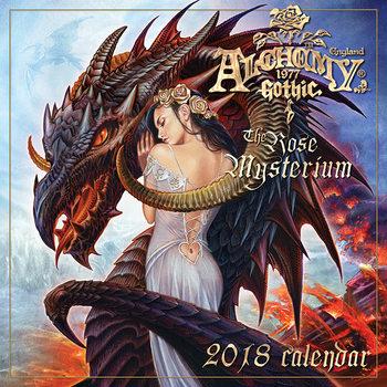 Kalendár 2018 Alchemy