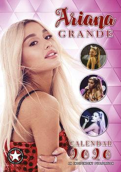 Kalendář 2020  Ariana Grande