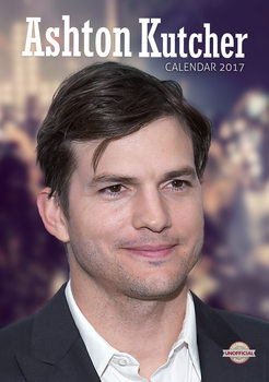 Kalendár 2017 Ashton Kutcher