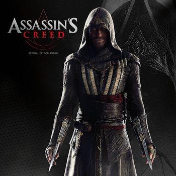 Kalendář 2017 Assassin's Creed