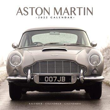 Kalendář 2022 Aston Martin