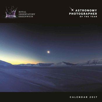 Kalendár 2021 Astronómia - Photographer of the Year
