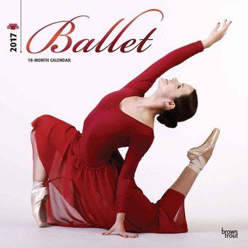 Kalendář 2017 Ballet