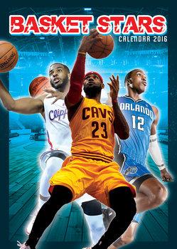 Kalendář 2017 Basket