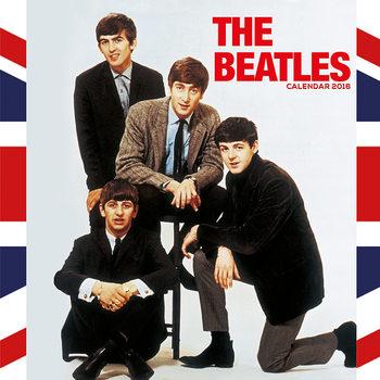 Kalendár 2017 Beatles