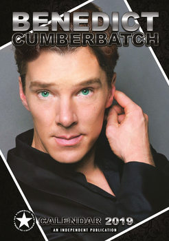 Kalendář 2019  Benedict Cumberbatch