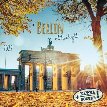 Kalendář 2022 Berlin