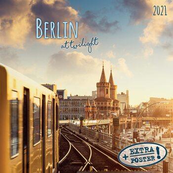 Kalendář 2021 Berlín
