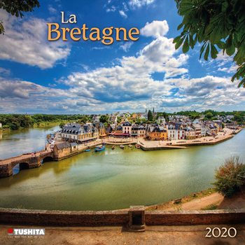 Kalendář 2020  Bretaň