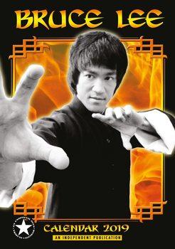 Kalendár 2019  Bruce Lee