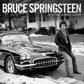 Kalendář 2017 Bruce Springsteen