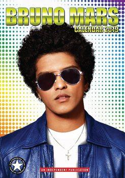 Kalendář 2019  Bruno Mars