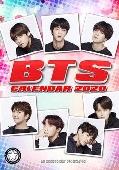 Kalendář 2020  BTS