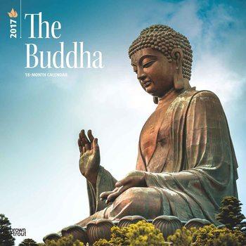 Kalendář 2017 Buddha