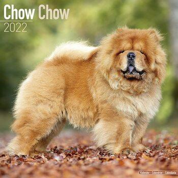 Kalendář 2022 Čau Čau