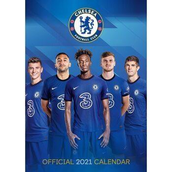 Kalendár 2021 Chelsea