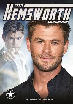Kalendář 2020  Chris Hemsworth