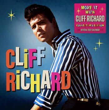 Kalendář 2022 Cliff Richard - Collector's Edition
