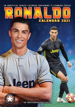 Kalendár 2021 Cristiano Ronaldo