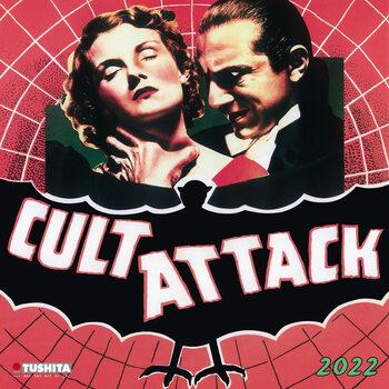 Kalendář 2022 Cult Attack