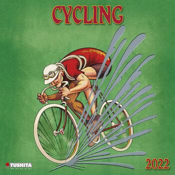 Kalendář 2022 Cycling through History