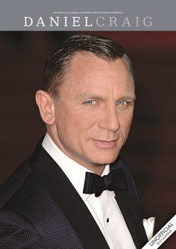 Kalendár 2017 Daniel Craig
