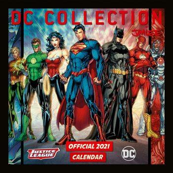 Kalendár 2021 DC Comics