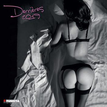 Kalendár 2020 Derrieres