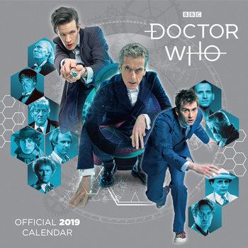 Kalendář 2019  Doctor Who
