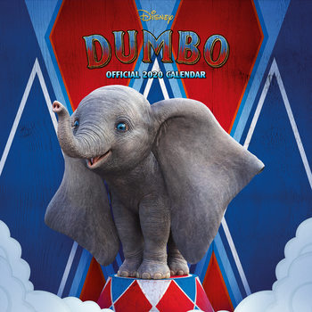 Kalendár 2020 Dumbo
