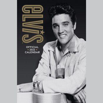 Kalendář 2022 Elvis